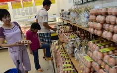 Chậm nhất 17-1, CP phải giảm giá trứng