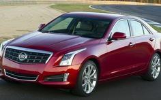 """""""Cơ bắp Mỹ"""" Cadillac được vinh danh """"Xe của năm"""""""