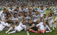 Real Madrid đứng đầu doanh thu năm 2012