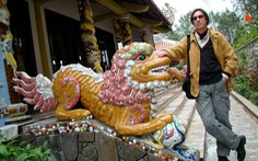 """Olivier Page với """"tiểu thuyết Việt Nam"""""""