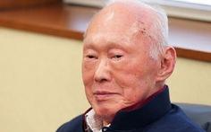 Cựu thủ tướng Lý Quang Diệu nhập viện