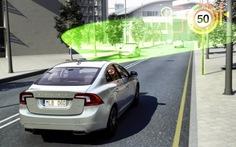 Volvo giới thiệu đèn pha không chói