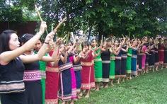 Bảo tồn làn điệu dân ca, dân vũ Tây nguyên