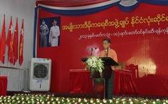 Myanmar: Đảng của bà Suu Kyi tổ chức đại hội đầu tiên