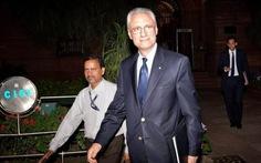 Đại sứ Ý bị cấm rời Ấn Độ