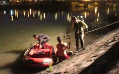 Nhậu say 7 thanh niên kéo nhau tắm sông, 1 người mất tích