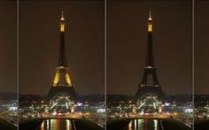 Hình ảnh thế giới tắt đèn hưởng ứng Giờ Trái đất