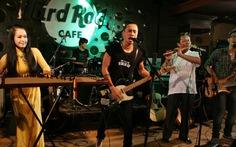 PAK'07 rock sôi động cùng... đàn tranh, sáo trúc