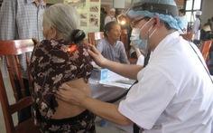 Khám miễn phí 300 bệnh nhân tại Bệnh xá Đặng Thùy Trâm