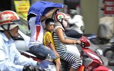 Sài Gòn vật vã chống nóng