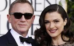 Daniel Craig đóng kịch cùng vợ
