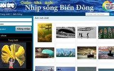 Cuộc thi Nhịp sống Biển Đông: 13 ảnh vào vòng xét giải