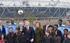 """London giải quyết """"hậu Olympic"""" ra sao?"""