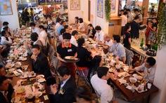TP.HCM có hơn 250 nhà hàng Nhật