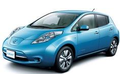 """Nissan Leaf dẫn đầu tốp 10 xe """"xanh"""" năm 2013"""