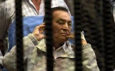 Ông Mubarak bị cáo buộc giết hại hàng trăm người biểu tình