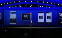BlackBerry đưa BBM đến iOS và Android