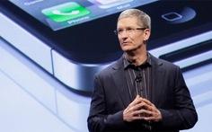 Chi 12 tỉ đồng để uống cà phê với CEO của Apple