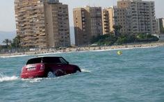 Mini Cooper 2013 - xe thuyền lội nước