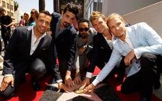 Backstreet Boys ở chung để sáng tác nhạc
