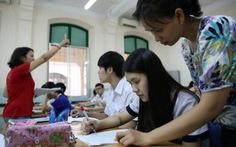 Thi tốt nghiệp THPT 2013: Tất bật cho kỳ thi nghiêm túc