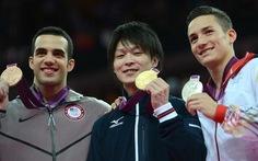 Marcel Nguyen đoạt HC bạc TDDC toàn năng nam