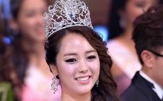 Nữ sinh viên đăng quang ngôi Hoa hậu Hàn Quốc 2013