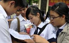 Huy động gần 24.000 giám khảo chấm thi tốt nghiệp THPT 2013