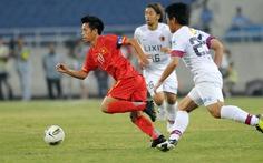 U-23 VN - Kashima Antlers 2-2: Trận đấu vui vẻ