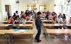 Hủy quyết định trúng tuyển hàng trăm sinh viên