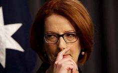 Món ăn phản cảm mang tên Thủ tướng Úc Julia Gillard