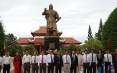 Kỷ niệm 260 năm ngày sinh hoàng đế Quang Trung