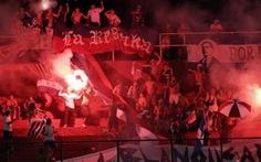 Vì bạo lực, Uruguay ngưng bóng đá 10 ngày