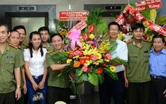 Nhiều cơ quan đơn vị chúc mừng báo Tuổi Trẻ nhân ngày 21-6