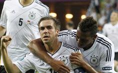 Lahm chưa thỏa mãn với chiến thắng của Đức