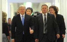 Kevin Rudd thay thế thủ tướng Úc Julia Gillard