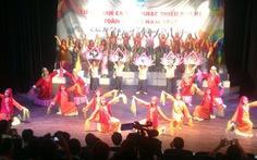 Liên hoan ca múa nhạc Em yêu Tổ quốc VN