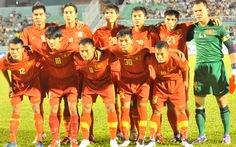 Hòa U23 Hàn Quốc, tuyển Việt Nam xếp thứ ba
