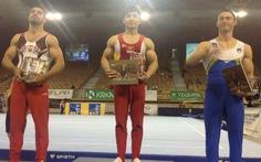 Phước Hưng đoạt huy chương vàng xà kép thế giới