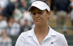 Laura Robson dừng bước ở vòng 4
