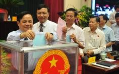 Hà Nội công bố kết quả phiếu tín nhiệm 18 chức danh