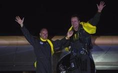 Solar Impulse kết thúc hành trình chinh phục bầu trời nước Mỹ