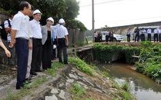 """Di dời Khu công nghiệp """"già"""" nhất nước để bảo vệ môi trường"""