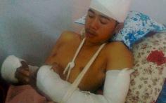 Kon Tum: Nối thành công cánh tay bị đứt lìa