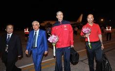 Arsenal đã đến Việt Nam