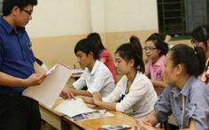 Đã có 28 trường ĐH, CĐ công bố điểm thi, điểm chuẩn dự kiến