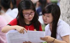 Điểm chuẩn dự kiến ĐH Quốc tế, Hoa Sen, CĐ Cao Thắng