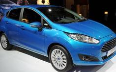 Ford Fiesta: xe tốt nhất dành cho phái đẹp