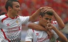 Liverpool đá bại U-23 Thái Lan 3-0