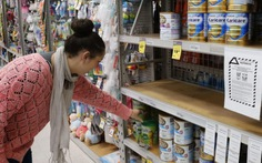Nutricia cho thu hồi toàn bộ sữa Karicare